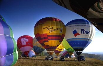 В Ставропольском крае пройдет крупнейший в РФ фестиваль воздушных шаров