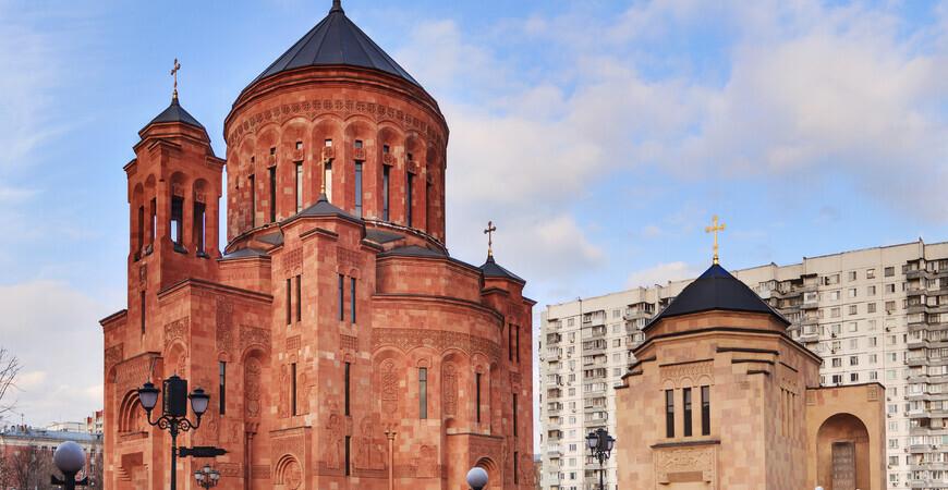 Армянская церковь в Москве