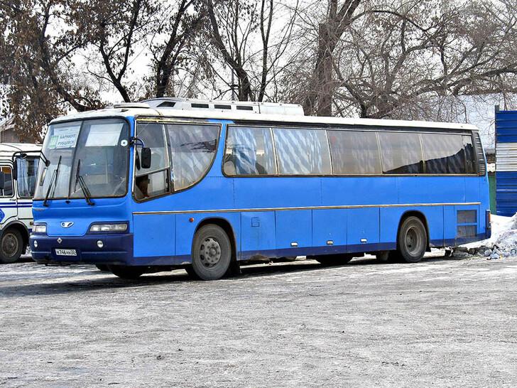 Как добраться из Бийска до Рубцовска