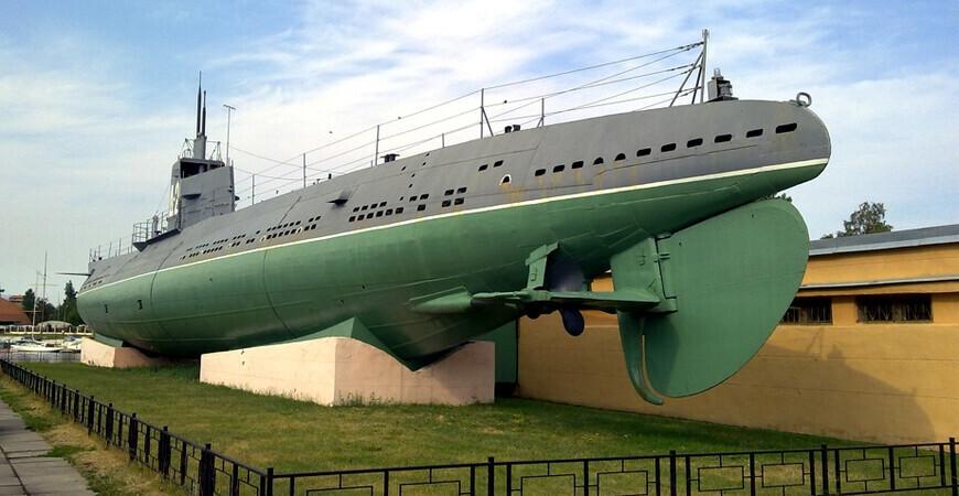 """Музей «Подводная лодка Д-2 """"Народоволец""""»"""