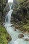 Безенги: ущелье реки Думала, экотропа и красное платье