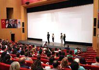 Кинофестиваль «Золотой апельсин» в Анталии