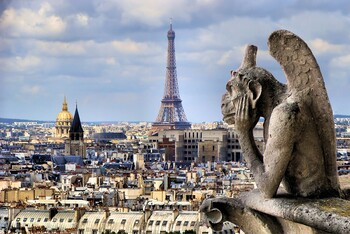 Определены самые популярные туристические города Европы