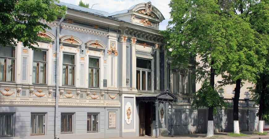 Литературный музей Нижнего Новгорода