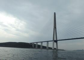 Владивосток с моря и не только
