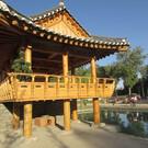 Сеульский парк в Ташкенте
