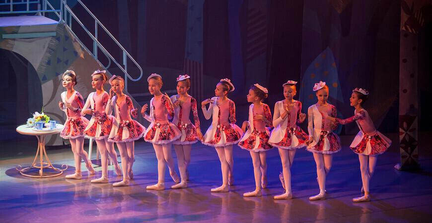 Муниципальный театр балета «Щелкунчик» в Екатеринбурге