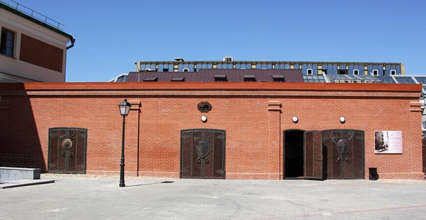 Музей карет в Минске
