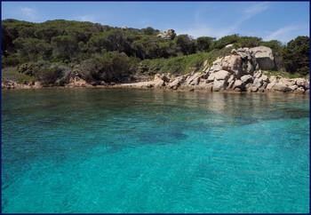 На Сардинии туристов оштрафовали за ночлег у моря в собственной кровати