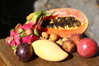 В Турции для туристов начали выращивать экзотические фрукты