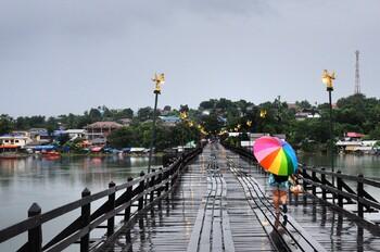 Туристов предупреждают о наводнениях в Таиланде