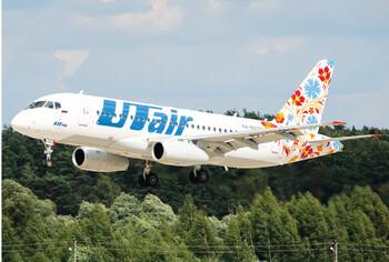 В 2020 году ЮТэйр запустит из Уфы пять рейсов в регионы РФ