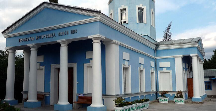 Свято-Покровский храм в Судаке