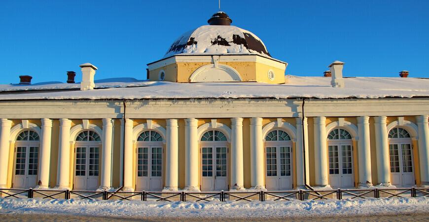 Краеведческий музей Архангельска