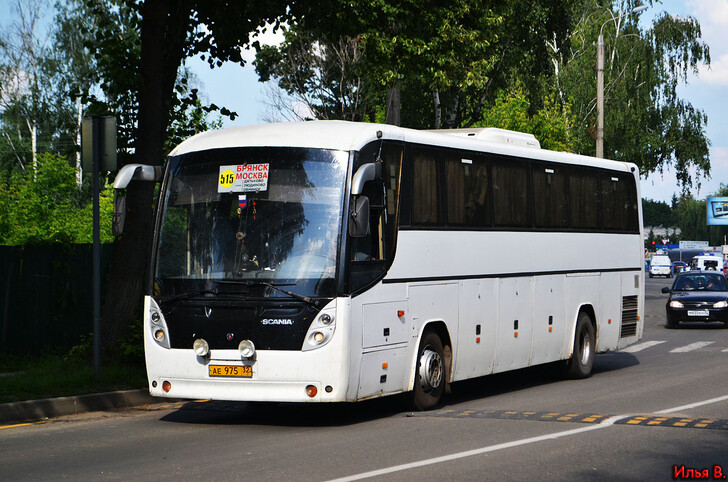 Автобус Москва — Брянск