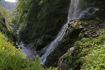 Водопады в окрестностях Ткуарчала