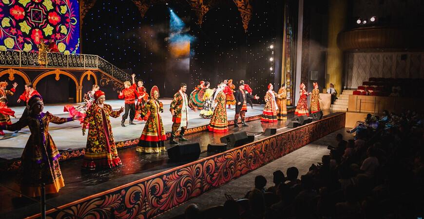 Театр фольклора «Русская песня»