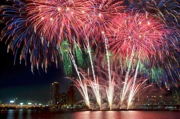 В Сеуле пройдёт грандиозный фестиваль фейерверков
