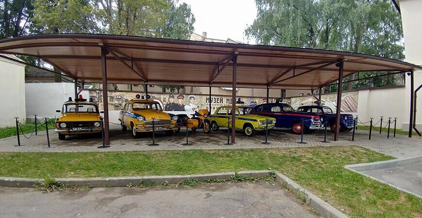Музей МВД Республики Беларусь в Минске