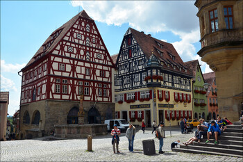 Германия установила рекорд по числу туристов