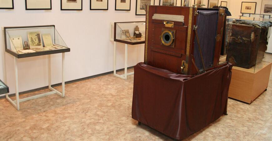 Музей фотографии в Нижнем Новгороде (Русский музей фотографии)