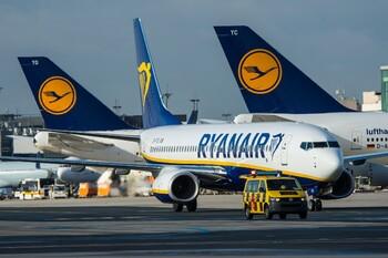 Пилоты Ryanair в Великобритании объявили о серии забастовок