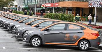 Число пользователей каршеринга в Москве достигло 1 млн человек
