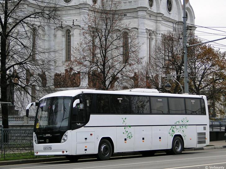 Автобус Москва — Переславль-Залесский