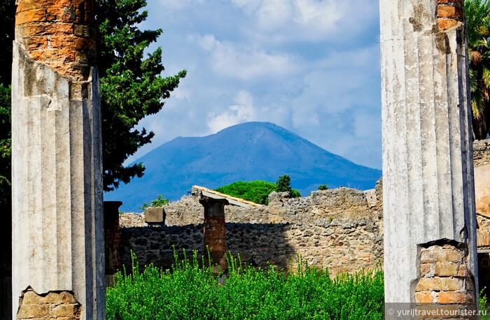 Автопутешествие на Средиземноморье. Ч.4 - Помпеи — город, восставший из пепла