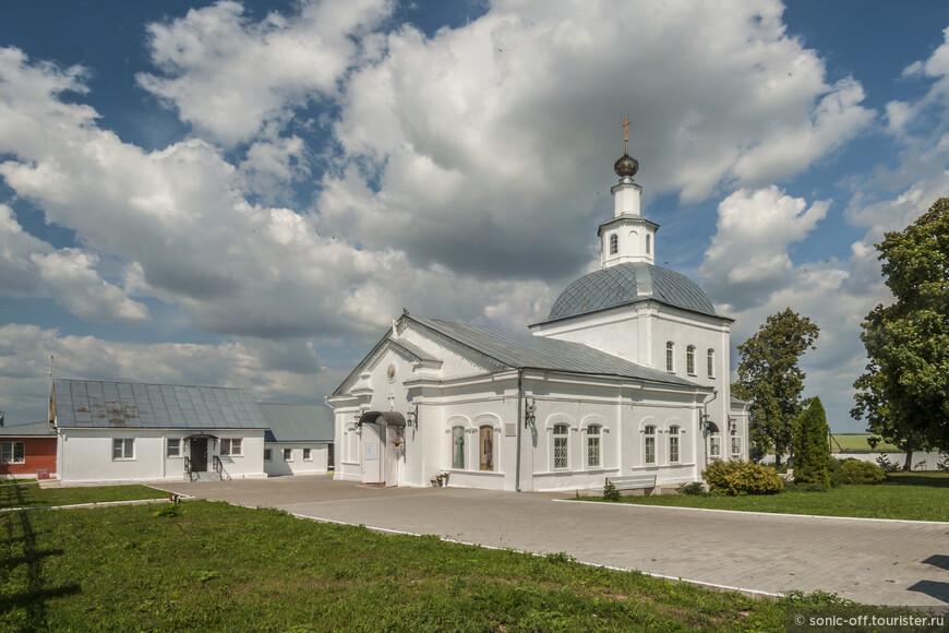 Храм Успения Пресвятой Богородицы в Себино 1890 - 1892 гг.