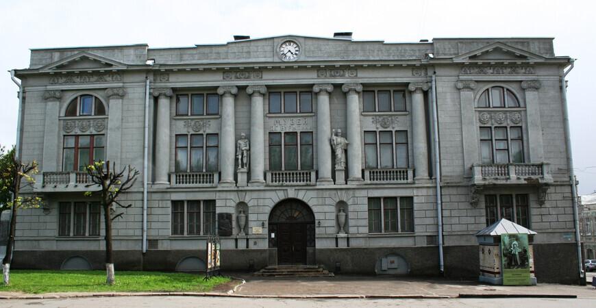 Историко-краеведческий музей Бурылина в Иваново
