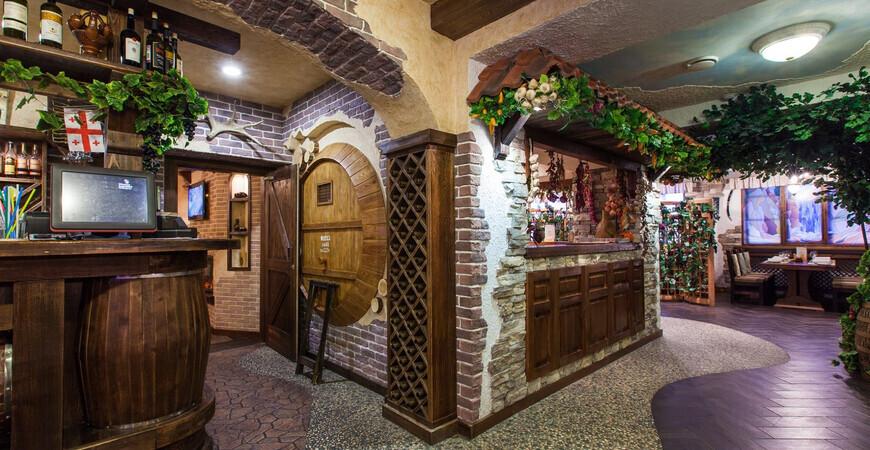 Ресторан «Гуливани» в Екатеринбурге