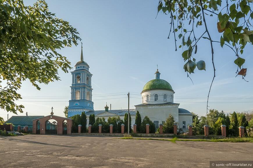 Храм Иоанна Богослова в Куркино (1839-1845)