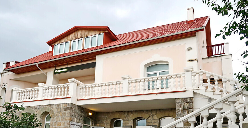 Исторический музей в Судаке «Дача Функа»