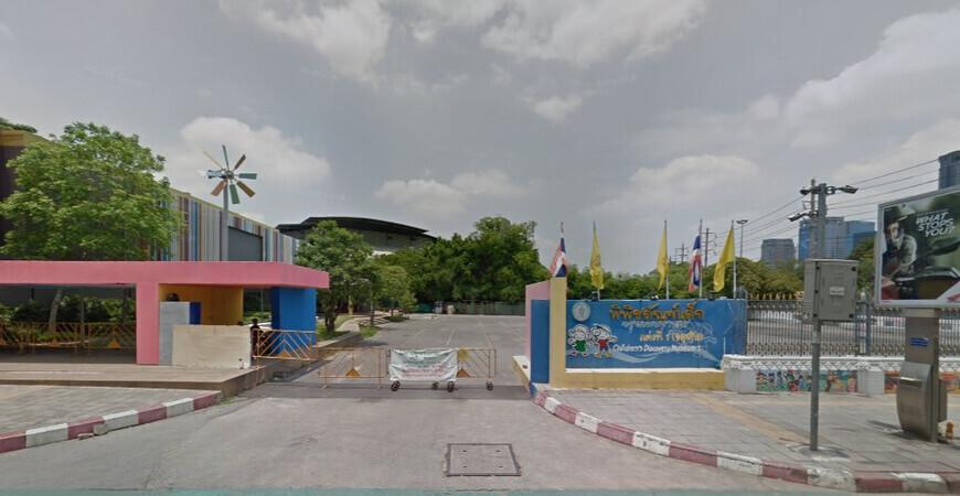 Музей детских открытий в Бангкоке