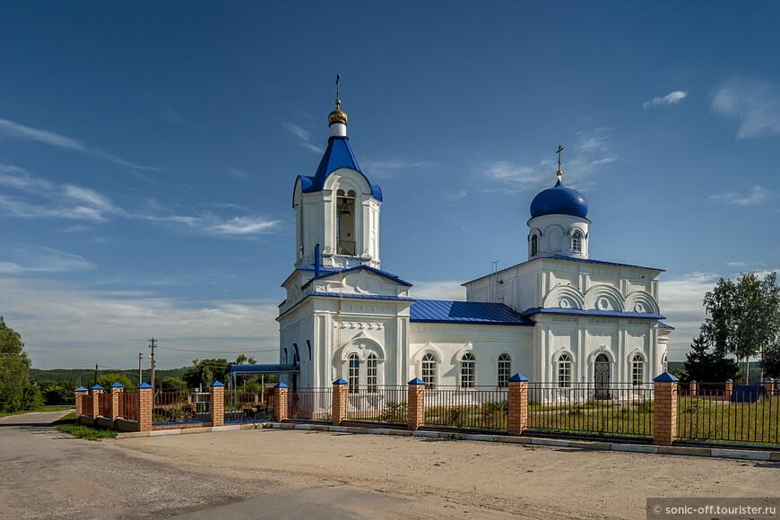 В советские годы в храме хранились ядохимикаты. В 2007 году началось восстановление храма.