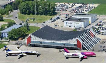 Аэропорт Меммингена в Германии закрылся на ремонт