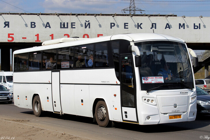 Автобус Москва — Клин