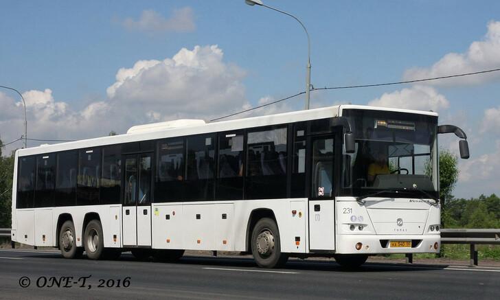 Автобус Электросталь — Москва