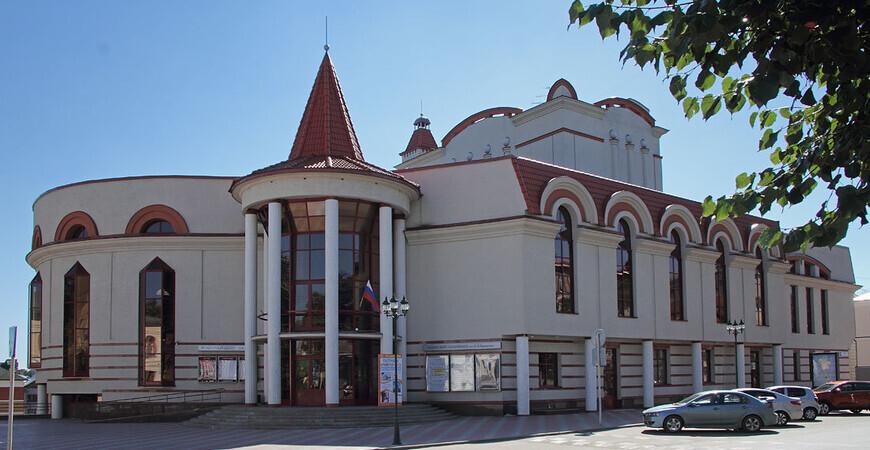 Кукольный театр вКирове