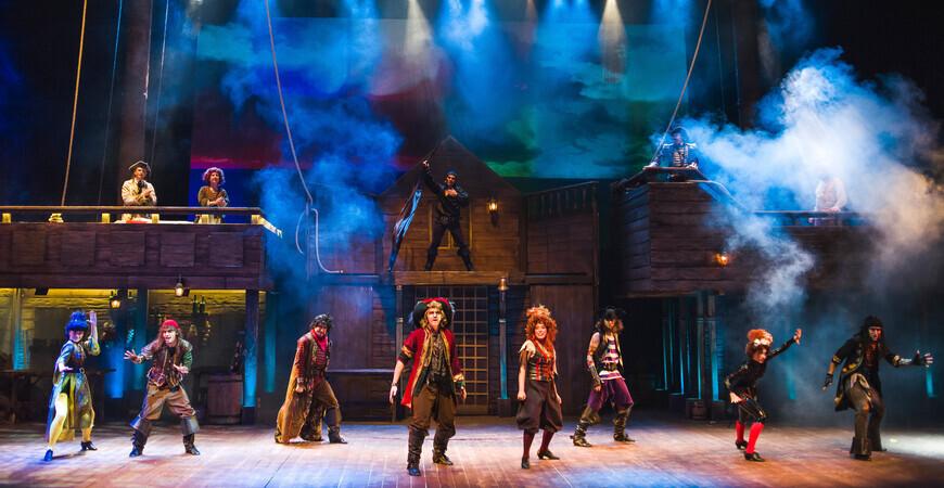 Цирк чудес «Айвенго» в Кунцево