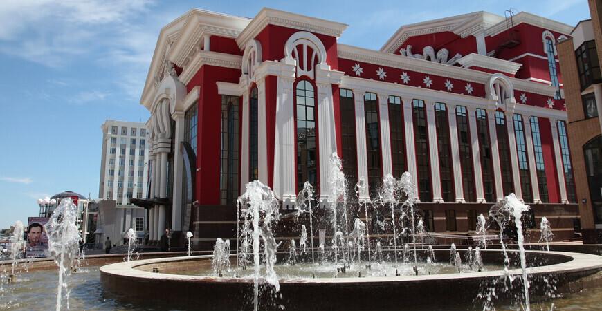 Музыкальный театр им. Яушева