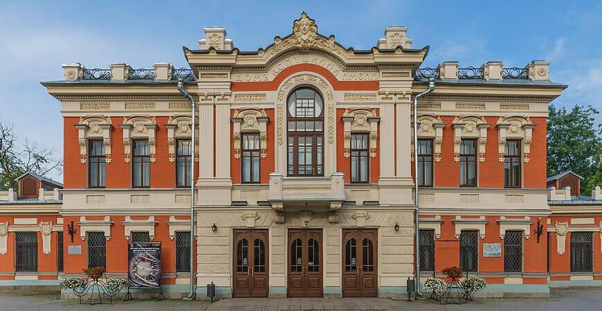 Пушкинский театр Пскова
