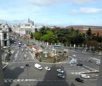 В Мадриде ограничат движение транспорта из-за демонстрации