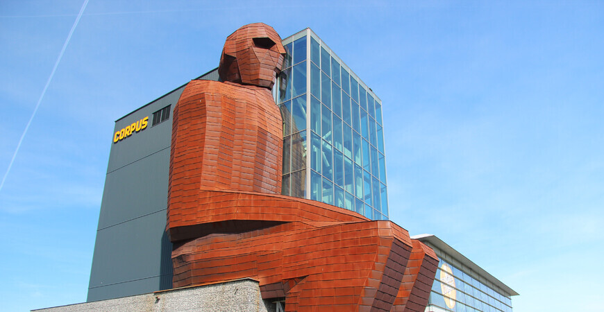 Музей тела в Нидерландах