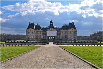 В Париже ограбили популярный у туристов замок Во-ле-Виконт