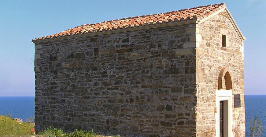 Церковь Двенадцати апостолов в Судаке