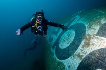 В Бахрейне открылся крупнейший в мире подводный парк для дайверов