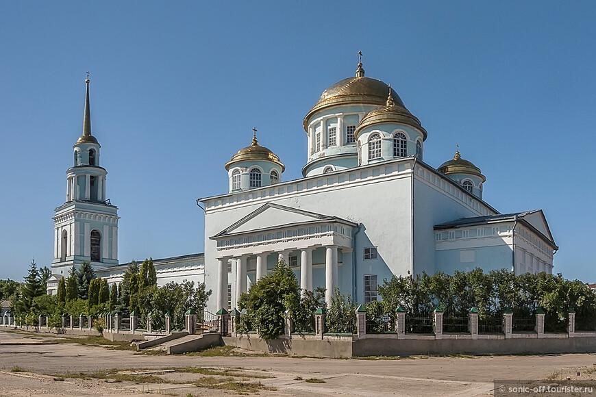 Ново-Казанский собор в Лебедяни 1835 г