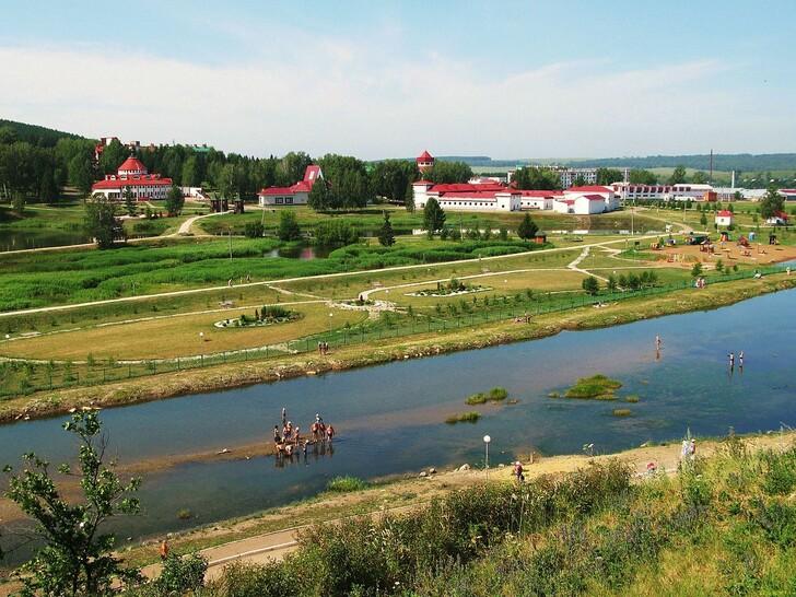Как добраться из Стерлитамака до Красноусольска